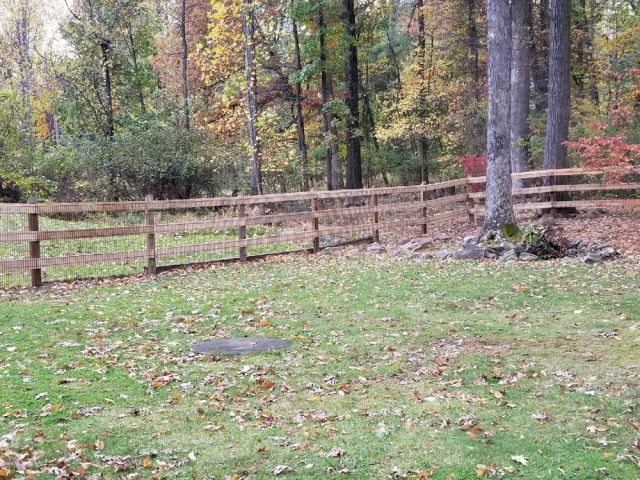 Wooden Fencing 12